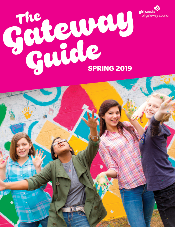 Spring 2019 Gateway Guide cover